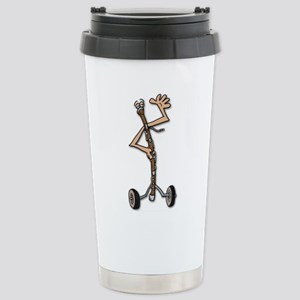 Fun Bassoon Products! Stainless Steel Travel Mug