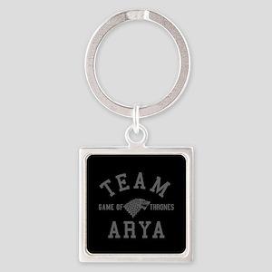 GOT Team Arya Keychains