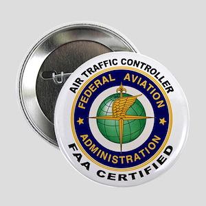 """Air Traffic Controller 2.25"""" Button"""
