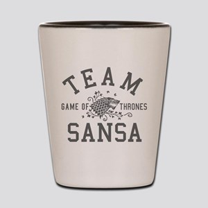 GOT Team Sansa Shot Glass