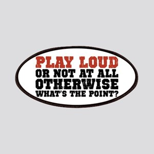 Play Loud Patches