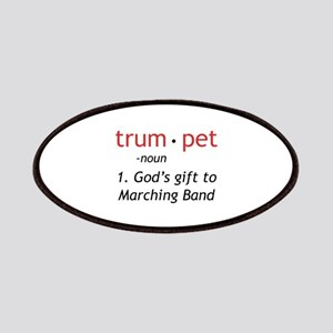 God's Gift Trumpet Patches