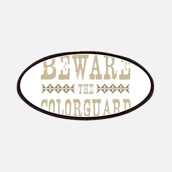 Beware the Colorguard Patches