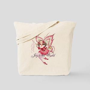 Xmas Ballet Fairy Tote Bag