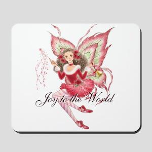 Xmas Ballet Fairy Mousepad