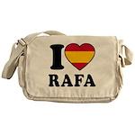I Love Rafa Nadal Messenger Bag