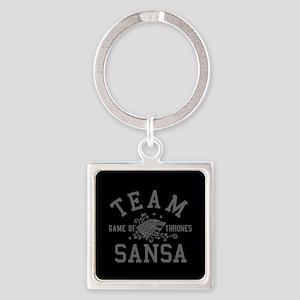 GOT Team Sansa Keychains