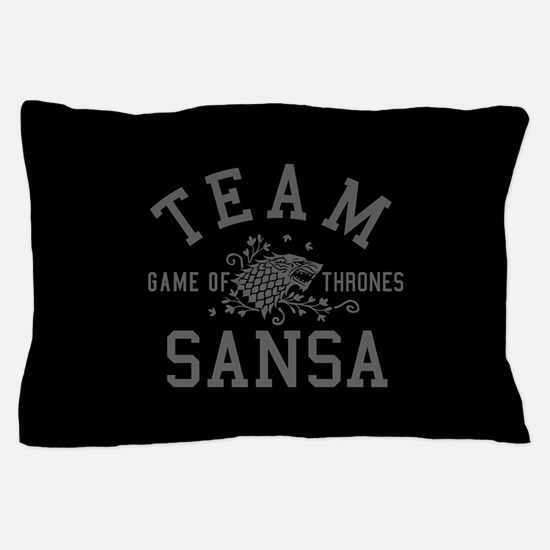 GOT Team Sansa Pillow Case