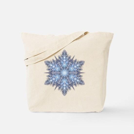 Snowflake 23 Tote Bag