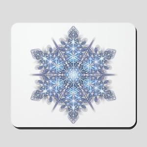 Snowflake 23 Mousepad