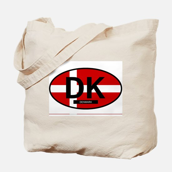 Unique Dk Tote Bag