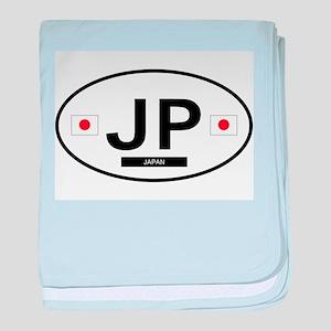 Japan 2F baby blanket