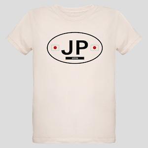 Japan 2F Organic Kids T-Shirt