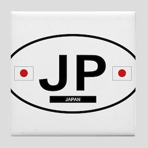 Japan 2F Tile Coaster