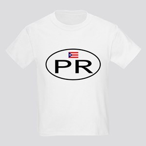 Puerto Rico Kids Light T-Shirt