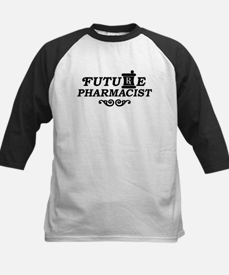 Future Pharmacist Kids Baseball Jersey