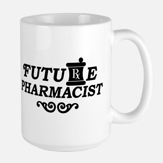 Future Pharmacist Large Mug