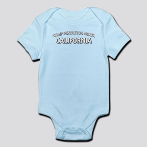 Camp Pendleton North California Infant Bodysuit