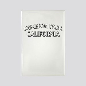 Cameron Park California Rectangle Magnet