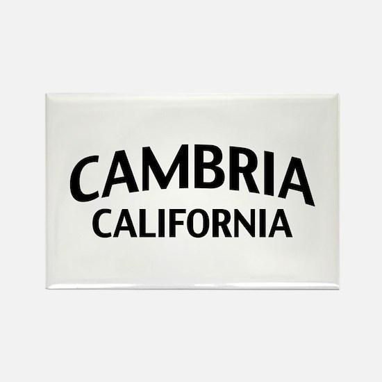 Cambria California Rectangle Magnet