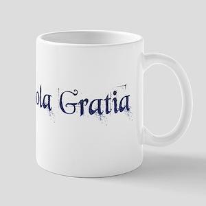 Sola Gratia Mug