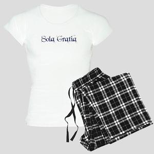 Sola Gratia Women's Light Pajamas