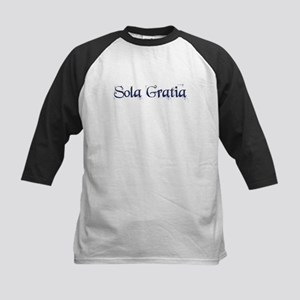 Sola Gratia Kids Baseball Jersey