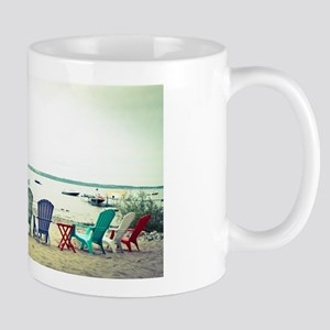 Lake Michigan Summer Mug