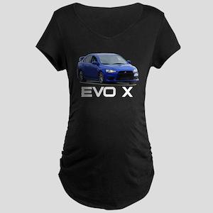 Cornering Evo Maternity Dark T-Shirt