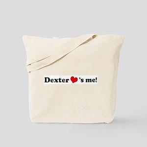 Dexter loves me Tote Bag