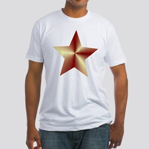 Bronze Star Fitted T-Shirt