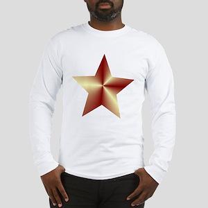Bronze Star Long Sleeve T-Shirt