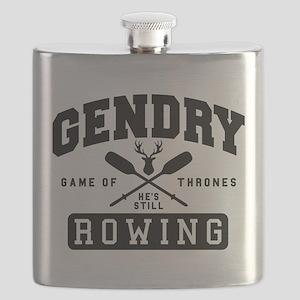 GOT Gendry Rowing Team Flask