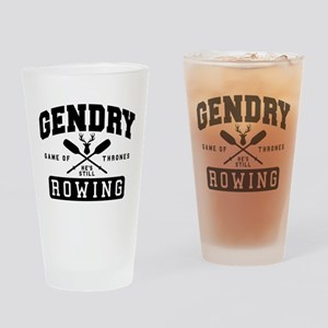 GOT Gendry Rowing Team Drinking Glass