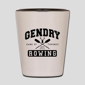 GOT Gendry Rowing Team Shot Glass