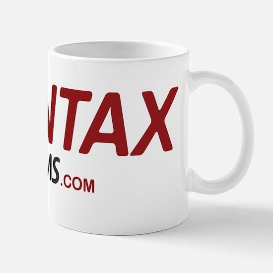 pentax-logo Mugs