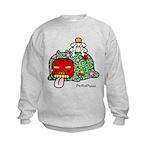 New year PeRoPuuu Kids Sweatshirt
