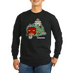 New year PeRoPuuu Long Sleeve Dark T-Shirt