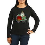 New year PeRoPuuu Women's Long Sleeve Dark T-Shirt