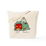 New year PeRoPuuu Tote Bag