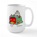 New year PeRoPuuu Large Mug