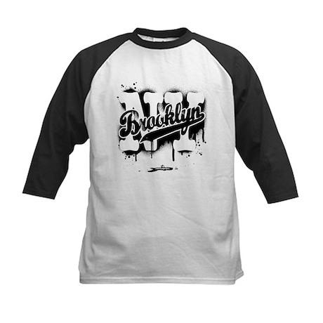 Brooklyn Ny Prestazioni Graffiti Spray A Secco T-shirt WF4MOvuo