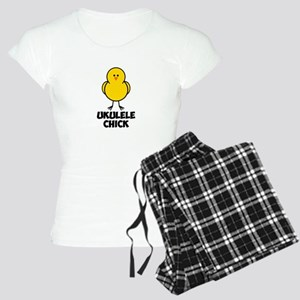 Ukulele Chick Women's Light Pajamas