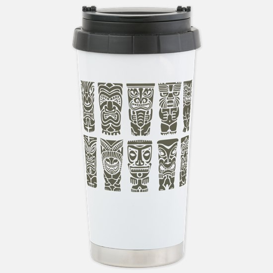 Unique Idol 16 oz Stainless Steel Travel Mug