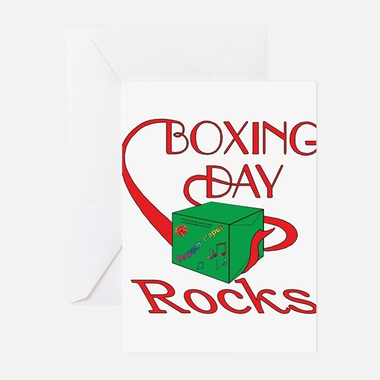 Boxing Day Greeting Cards (Pk of 20)