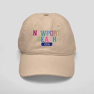 Newport Beach 1906 Cap