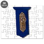 Retro Doorknob Puzzle