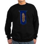 Retro Doorknob Sweatshirt (dark)