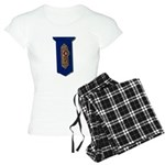 Retro Doorknob Women's Light Pajamas