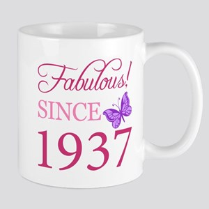 Fabulous Since 1937 Mug
